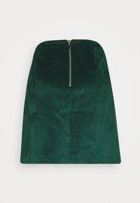 Forever New - SCARLETTE SEAMED - A-line skirt - deep green - 1