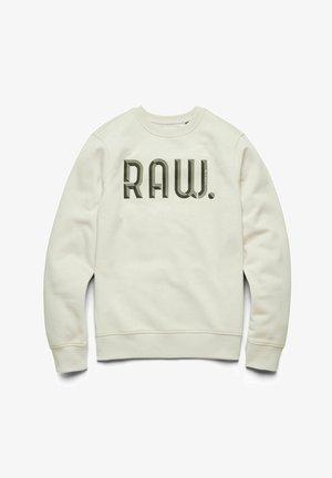RAW - Sweatshirt - whitebait