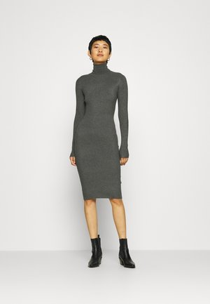 Robe pull - mottled dark grey