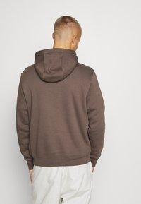Nike Sportswear - CLUB HOODIE - Felpa - ironstone - 2