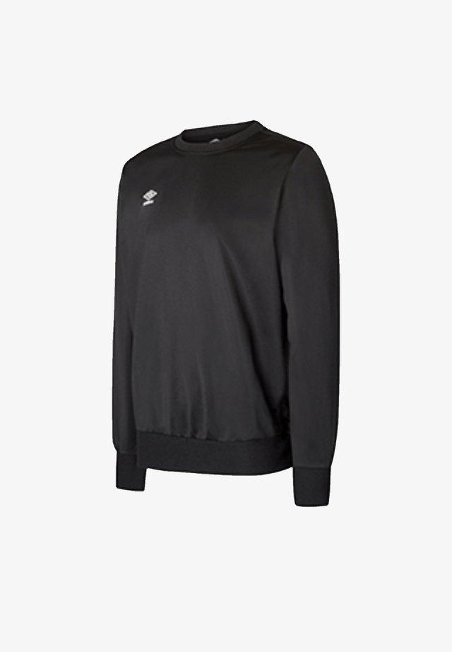 TEAMSPORT CLUB ESSENTIAL  - Sweatshirt - schwarz