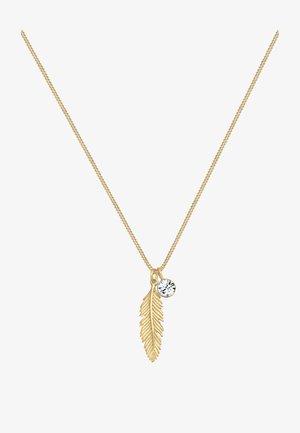 FEDER  - Necklace - gold-coloured