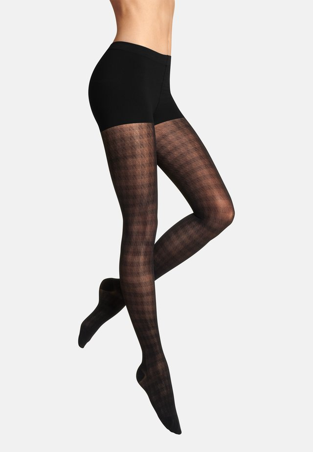 SMALL BUTTERCUP - Tights - black