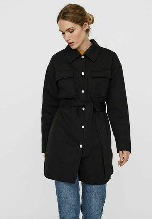 Trenchcoat - black