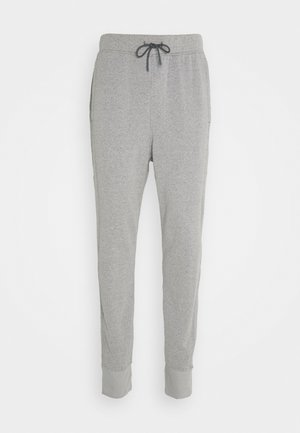 JOGGER - Pantalones deportivos - pitch gray light heather