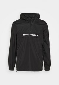 Night Addict - PRIME - Windbreaker - black - 3