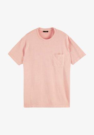 Basic T-shirt - wild pink