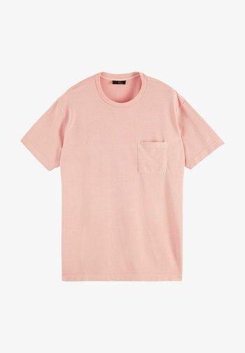 T-shirt basique - wild pink