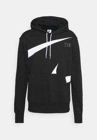 Nike Sportswear - HOODIE - Sudadera - black/(white) - 7