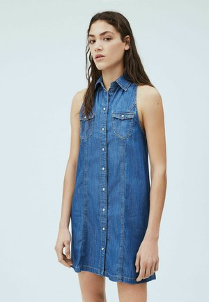 JESS - Denim dress - denim