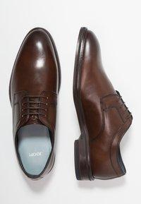 JOOP! - KLEITOS  - Smart lace-ups - brown - 1