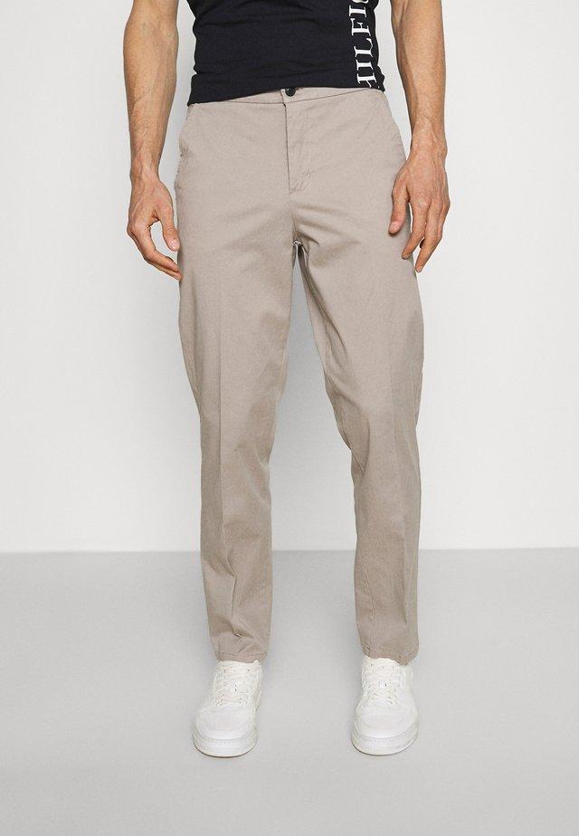 WORKWEAR PANTS - Pantalon classique - stone