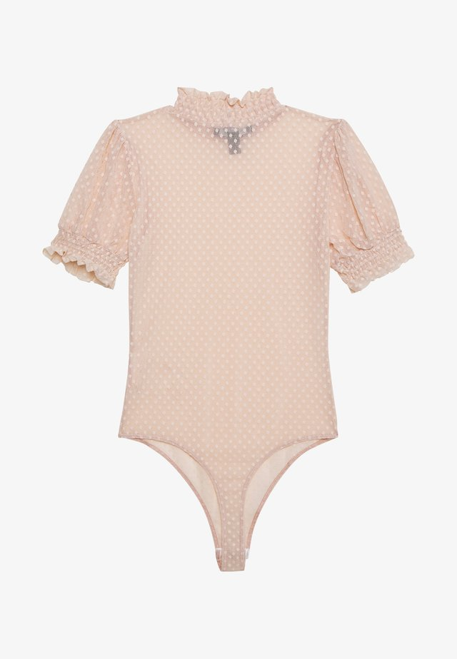 SPOT BODY - T-shirt z nadrukiem - pale pink