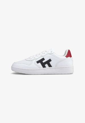 Sneakers laag - white-navy