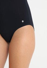 Marc O'Polo - BEACHSUIT SOLIDS - Swimsuit - blueblack - 6
