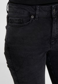 ONLY - ONYANNE MID ANKLE - Jeans Skinny Fit - black denim - 3