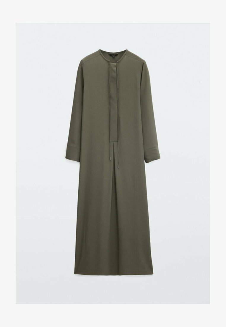 Massimo Dutti - Maxi dress - green