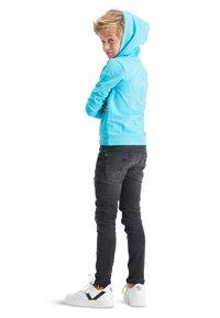 Vingino - ANZIO - Jeans Skinny Fit - dark grey vintage - 1