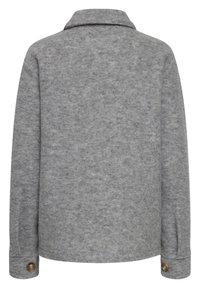 b.young - Summer jacket - light grey melange - 6