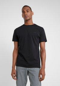 BOSS - TRUST - Basic T-shirt - black - 0