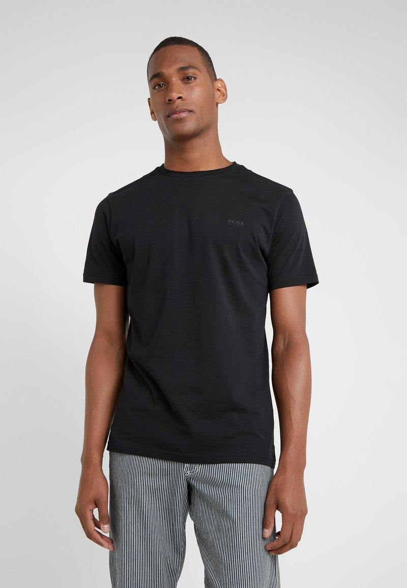 BOSS - TRUST - Basic T-shirt - black