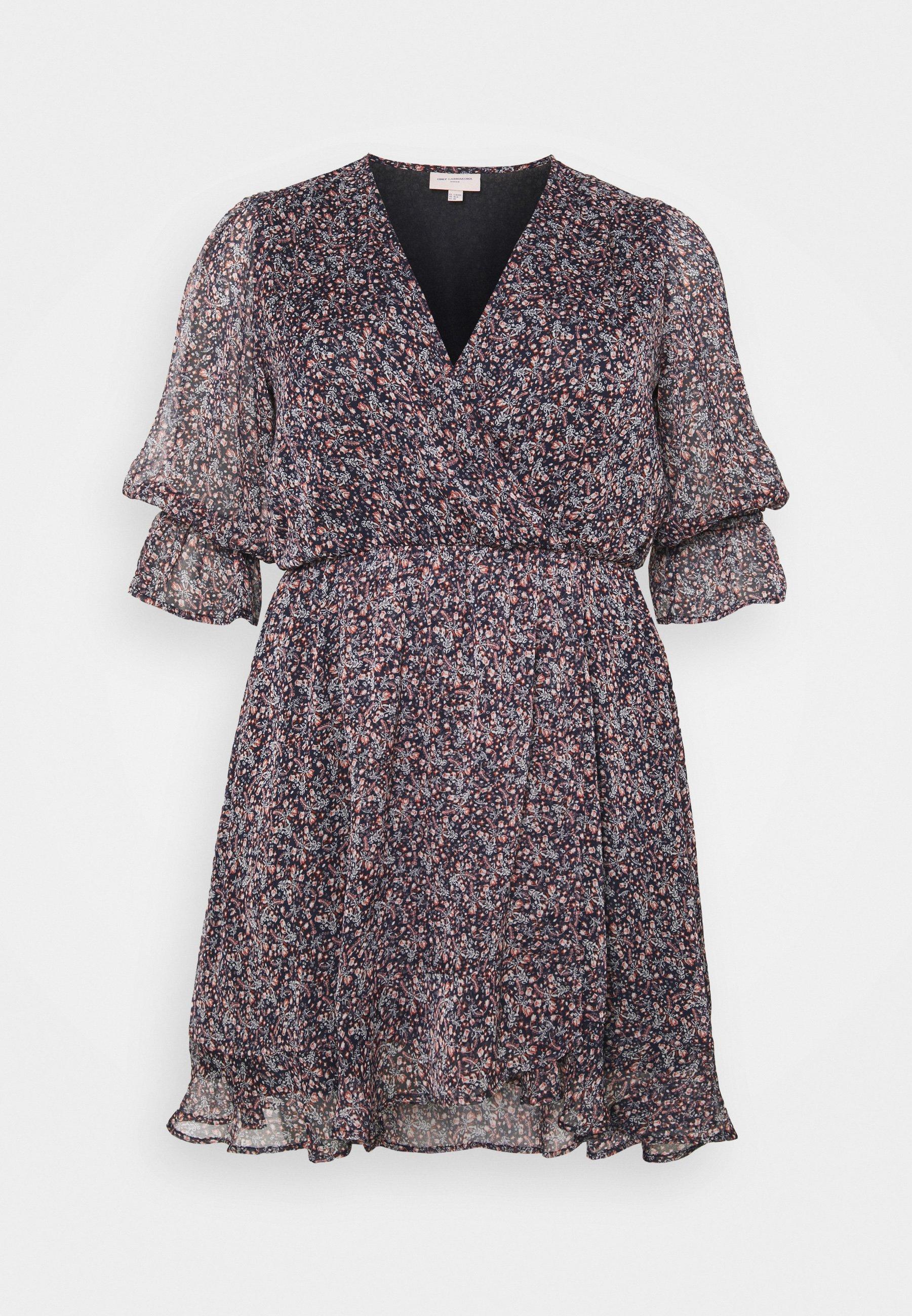 Women CARINA LIFE PRINT TUNIC DRESS - Day dress