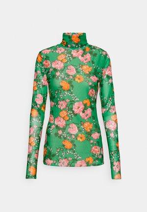 KOBY - Ilgarankovis viršutinės dalies drabužis - green