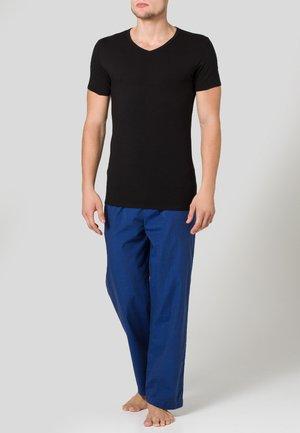PREMIUM ESSENTIAL 3 PACK - Undershirt - black