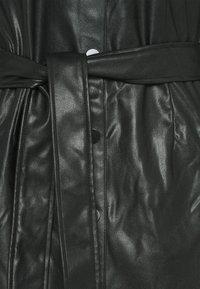 ONLY Tall - ONLMALYA DIONNE DRESS - Shirt dress - black - 2