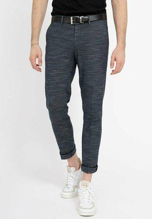 DISAILOR SLIM - Trousers - blue