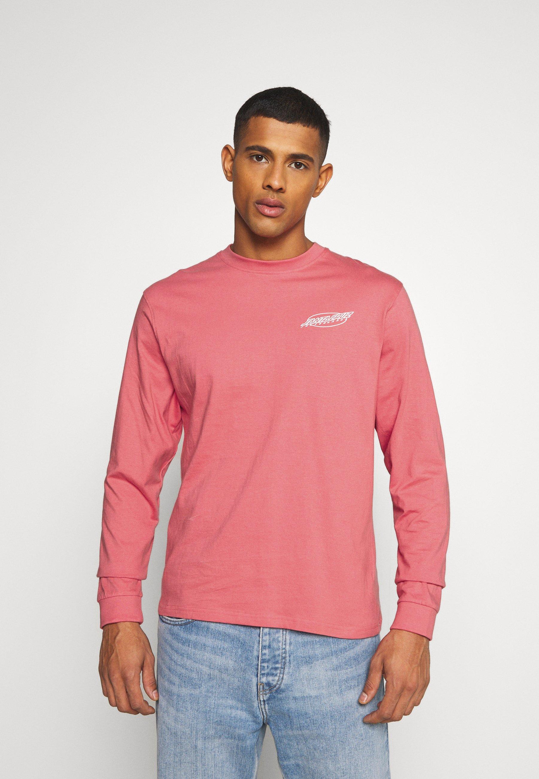 Men SLASHER LONGSLEEVE UNISEX - Long sleeved top