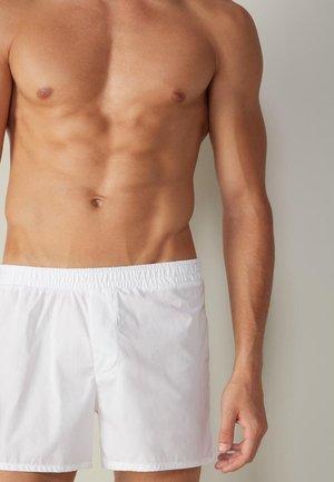 Boxer shorts - bianco