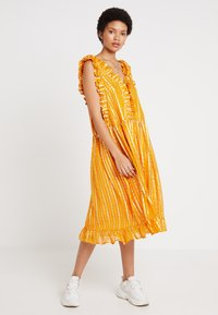 Custommade - WICA - Shirt dress - zinnia - 1
