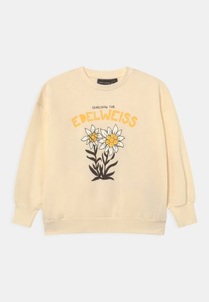 EDELWEISS - Sweater - offwhite