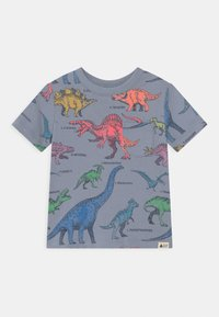 GAP - TODDLER BOY - T-shirt print - grey - 0