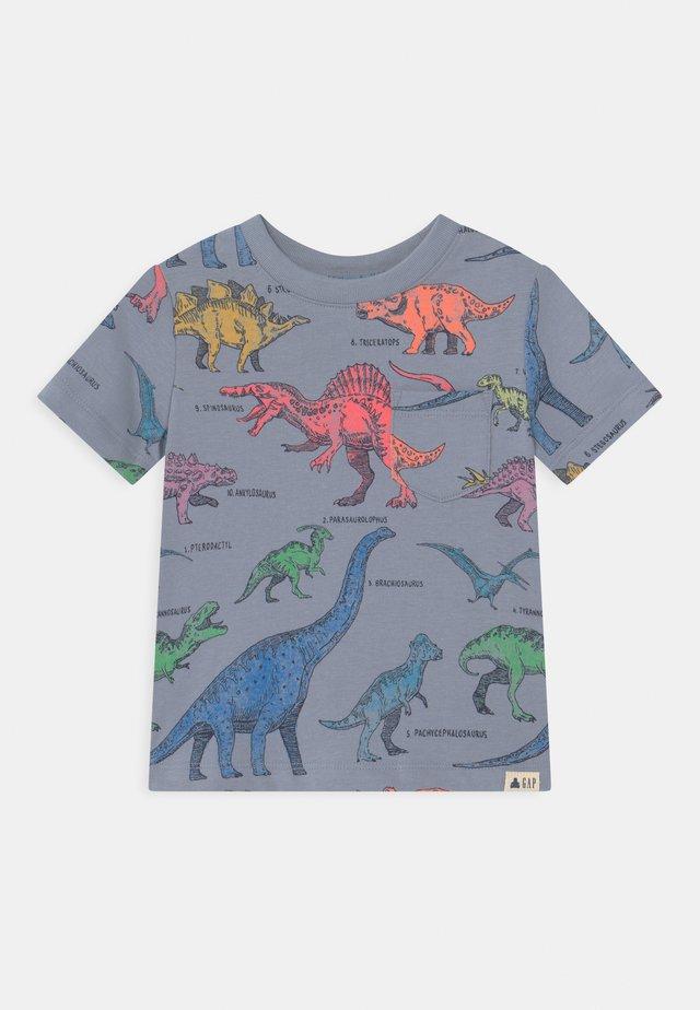 TODDLER BOY - T-shirt print - grey