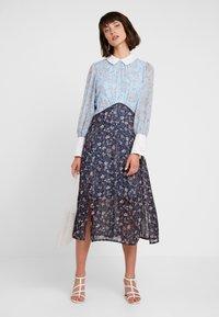 Love Copenhagen - JOLLYLC LONG DRESS - Shirt dress - multicolor - 1