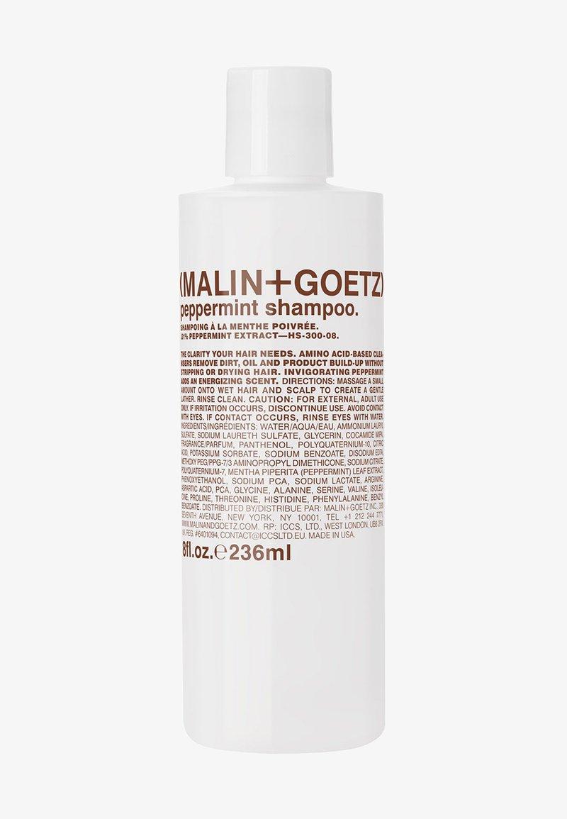 MALIN+GOETZ - SHAMPOO PEPPERMINT SHAMPOO - Shampoo - -
