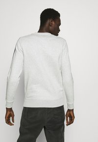 Tommy Jeans - BRANDED TAPE CREW - Mikina - grey - 2