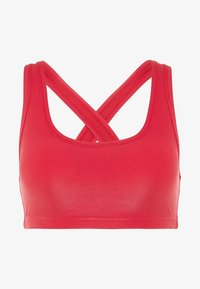 Cotton On Body - WORKOUT CARDIO CROP - Reggiseno sportivo - shimmer cyber pink - 3