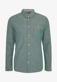 TOM TAILOR - FLOYD SMART  - Shirt - navy/blue - 4