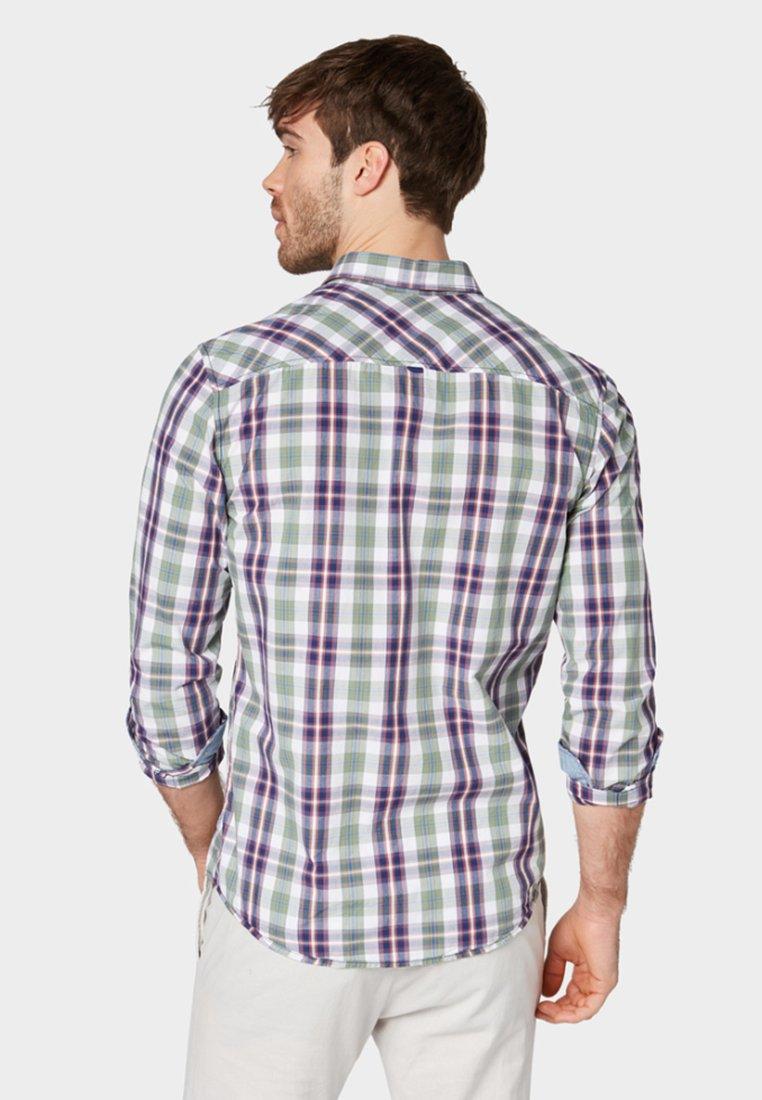 Herren RAY PEACHED CHECK - Hemd