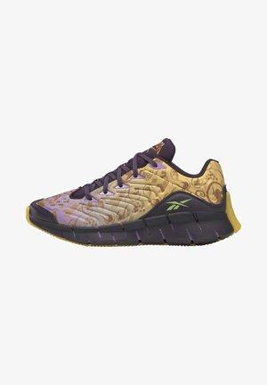 ZIG KINETICA - Stabilty running shoes - yellow