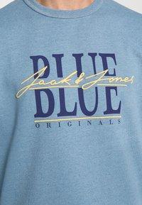 Jack & Jones - JORAMON CREW - Sweatshirt - blue heaven - 5