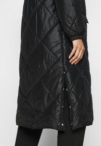 Liu Jo Jeans - IMBOTTITO OVATT LUNGO - Winter coat - nero - 7
