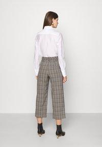 Marella - LUISA - Trousers - grigio - 2