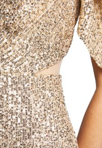 Three Floor - EXCLUSIVE SEQUIN GOWN - Occasion wear - gold - 7