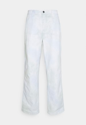 TIE DYE HARDWORK CARPENT PANT - Chinos - good grey multi