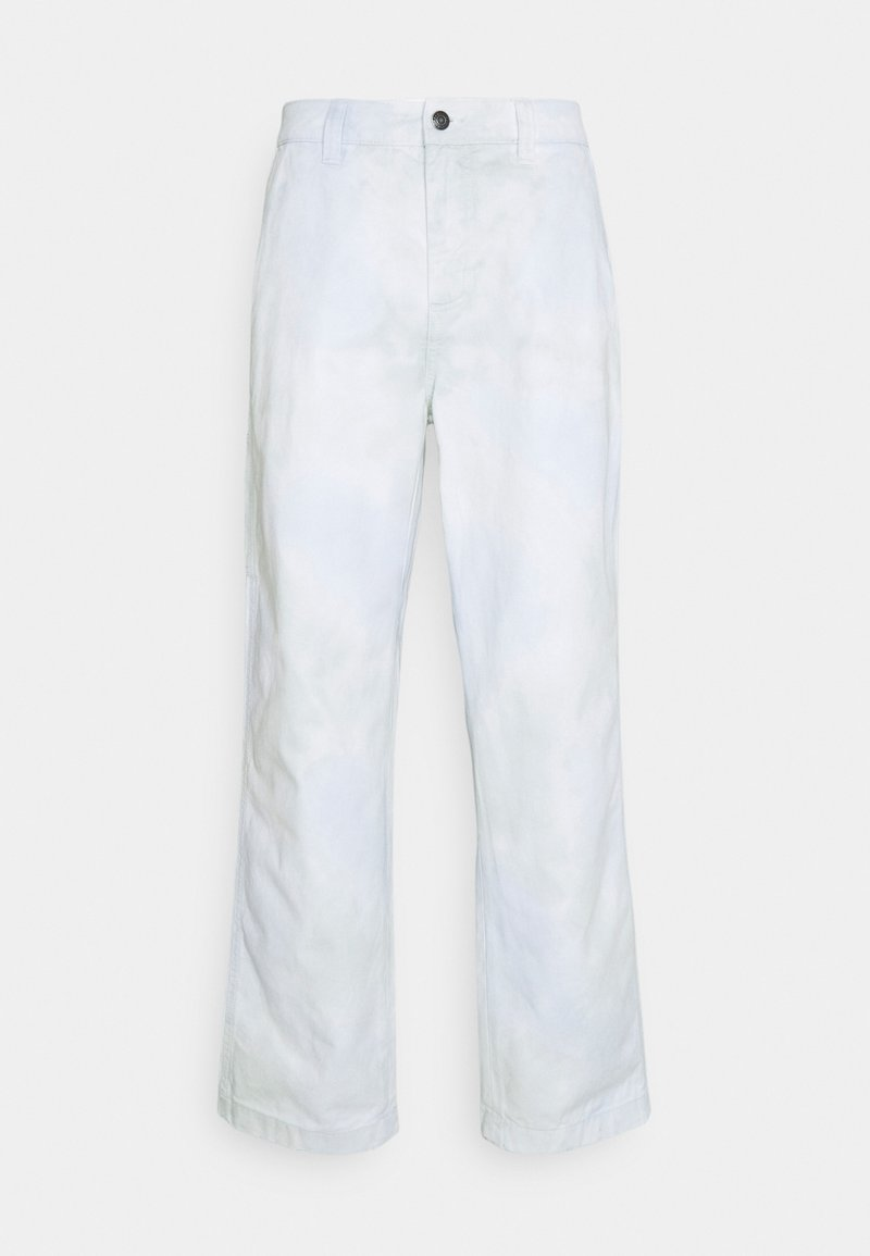 Obey Clothing - TIE DYE HARDWORK CARPENT PANT - Chinot - good grey multi