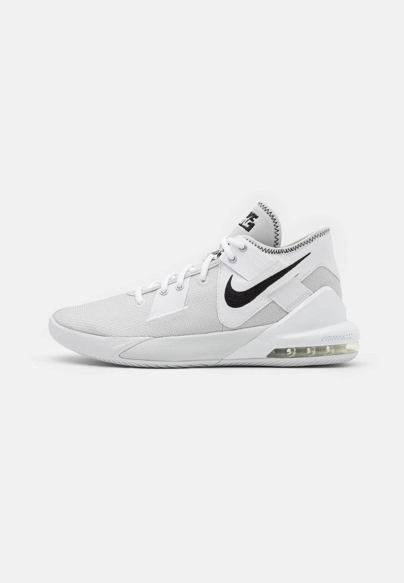 Nike Performance - AIR MAX IMPACT 2 - Basketball shoes - white/black/photon dust